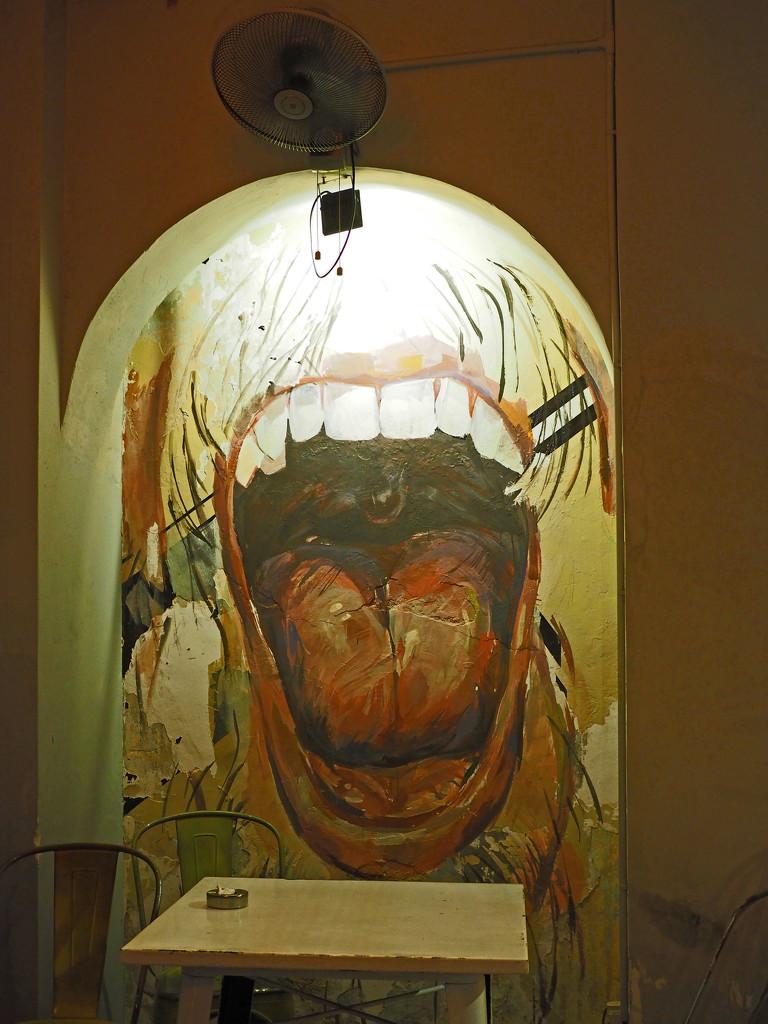 Spooky Wall art by ianjb21
