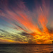 Waikiki Sunset by kwind