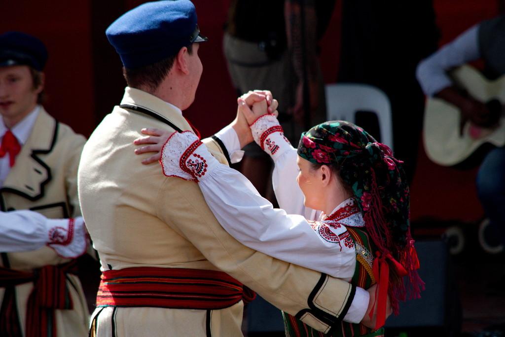 Polish Folk Dancing #2 by kgolab