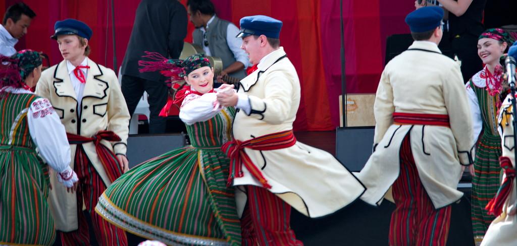 Polish Folk Dancing #1 by kgolab