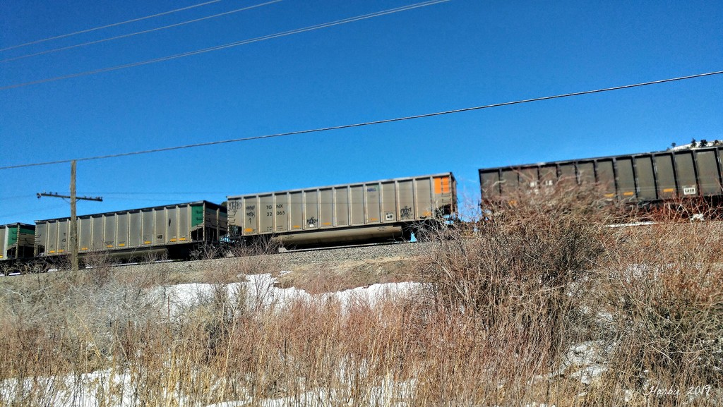 Another Train by harbie