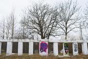 22nd Mar 2019 - Bad graffiti