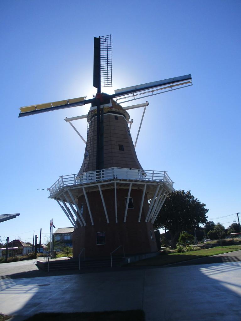 Dutch style windmill  FOXTON   NZ by 777margo