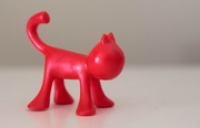 25th Mar 2019 - Red kitty