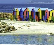 26th Mar 2019 - Beach huts at Muizenberg