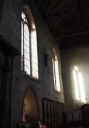 26th Mar 2019 - Abbey windows & reflection