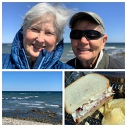 26th Mar 2019 - Lunch by the Atlantic