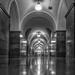 Long Hallway by rosiekerr