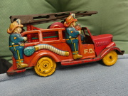 18th Mar 2019 - Red Firetruck