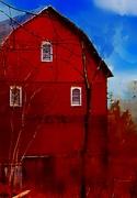 27th Mar 2019 - Schoonover Barn
