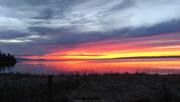 27th Mar 2019 - Strait of Juan de Fuca Sunset