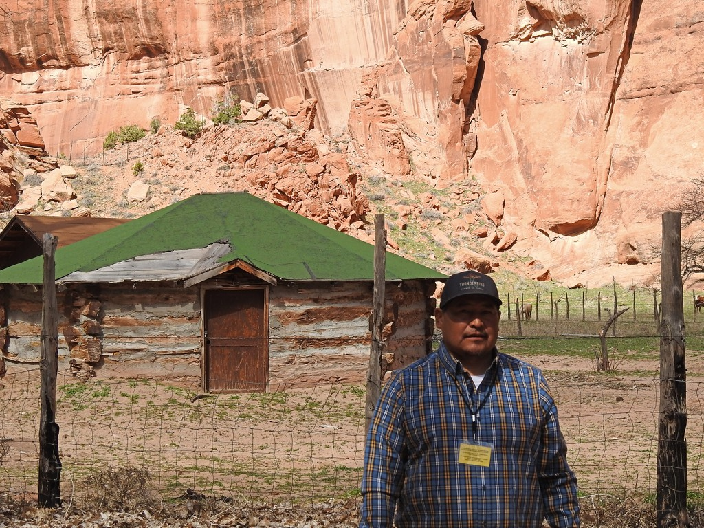 What Our Navajo Guide through Canyon de Chelly Said: by janeandcharlie