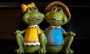 28th Mar 2019 - Little green frogs