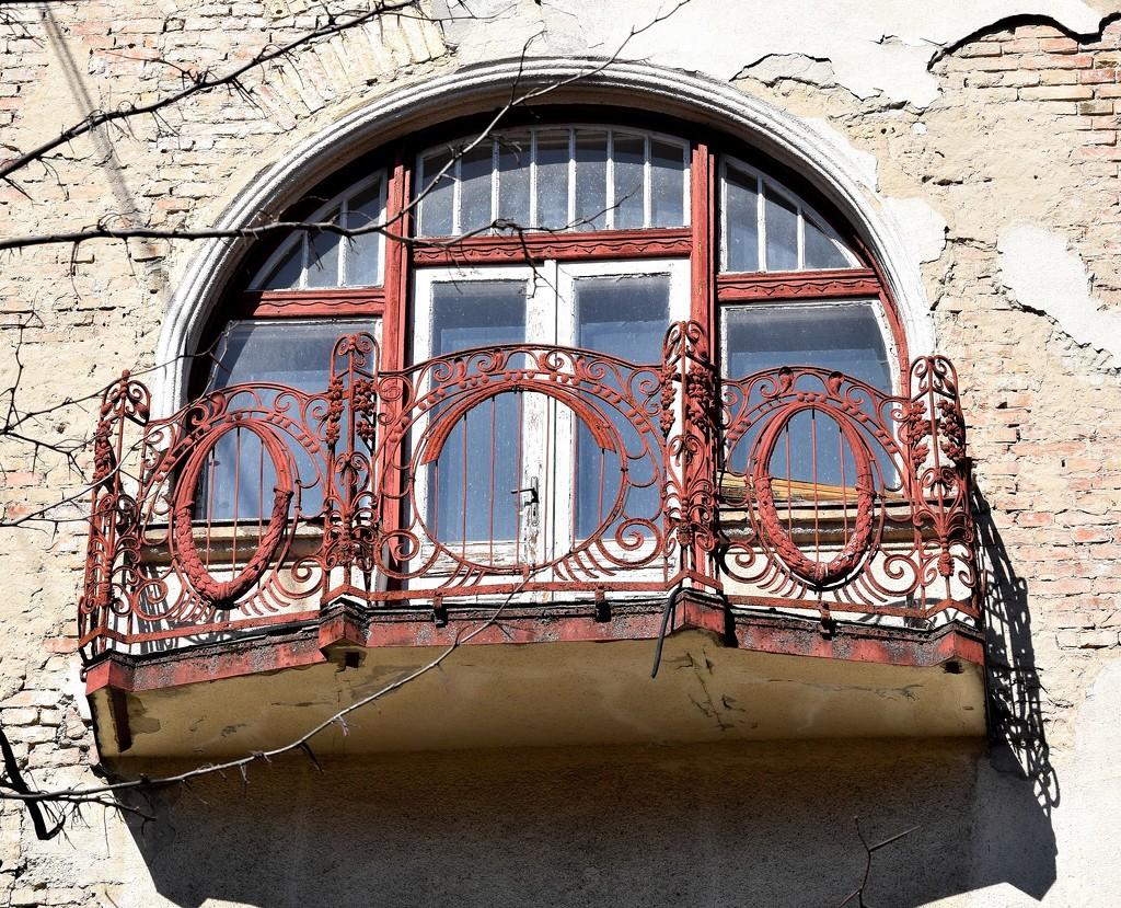 The balcony by kork