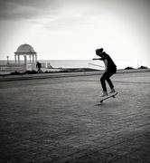 27th Mar 2019 - Skateboarder