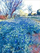 29th Mar 2019 - The State Flower of Texas, the Texas Bluebonnet