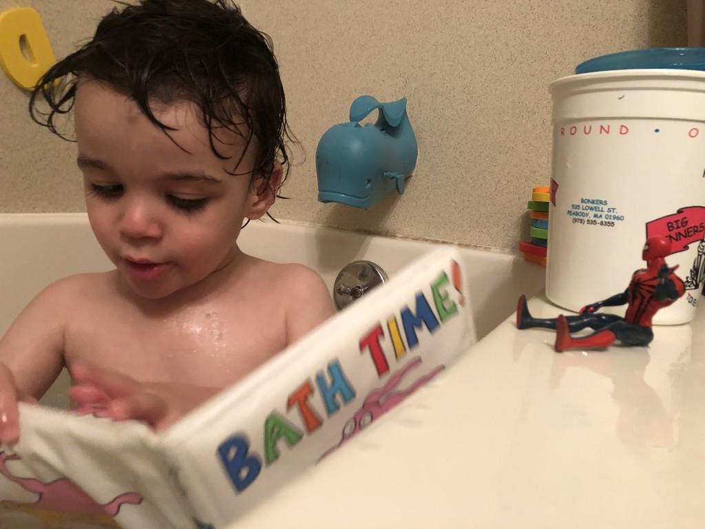 Bath time by jtsanto