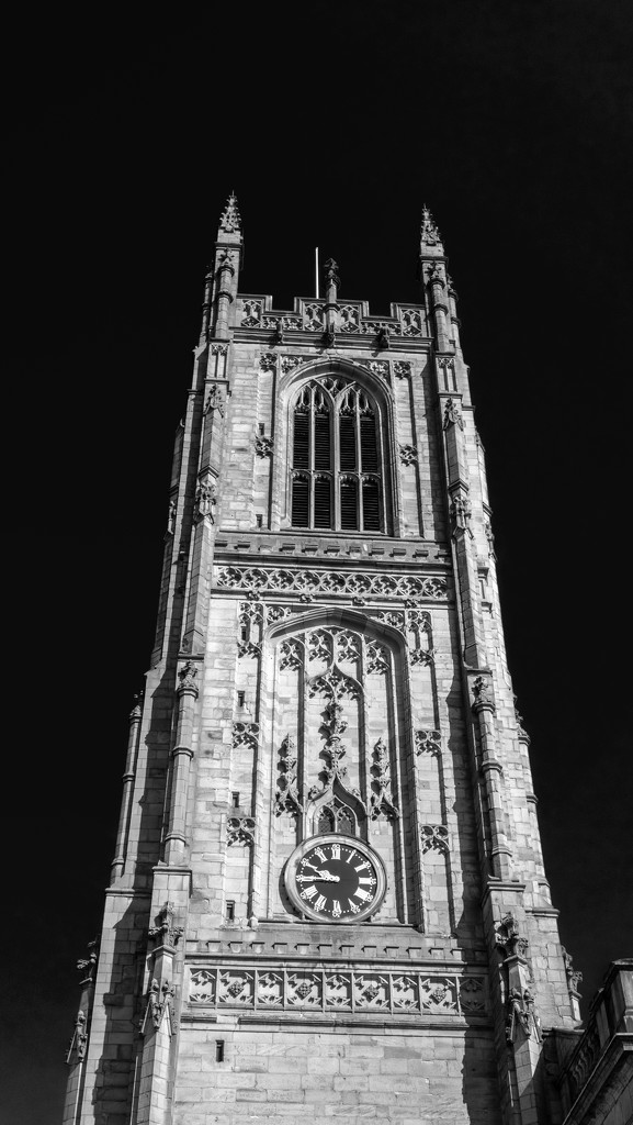 Derby Cathedral. by tonygig