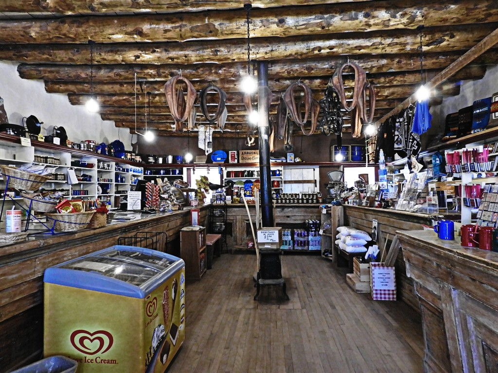 Hubbell Trading Post, Ganado, Arizona by janeandcharlie