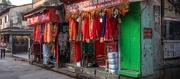 31st Mar 2019 - Kolkata: sari shop