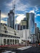 31st Mar 2019 - Melbourne skyline