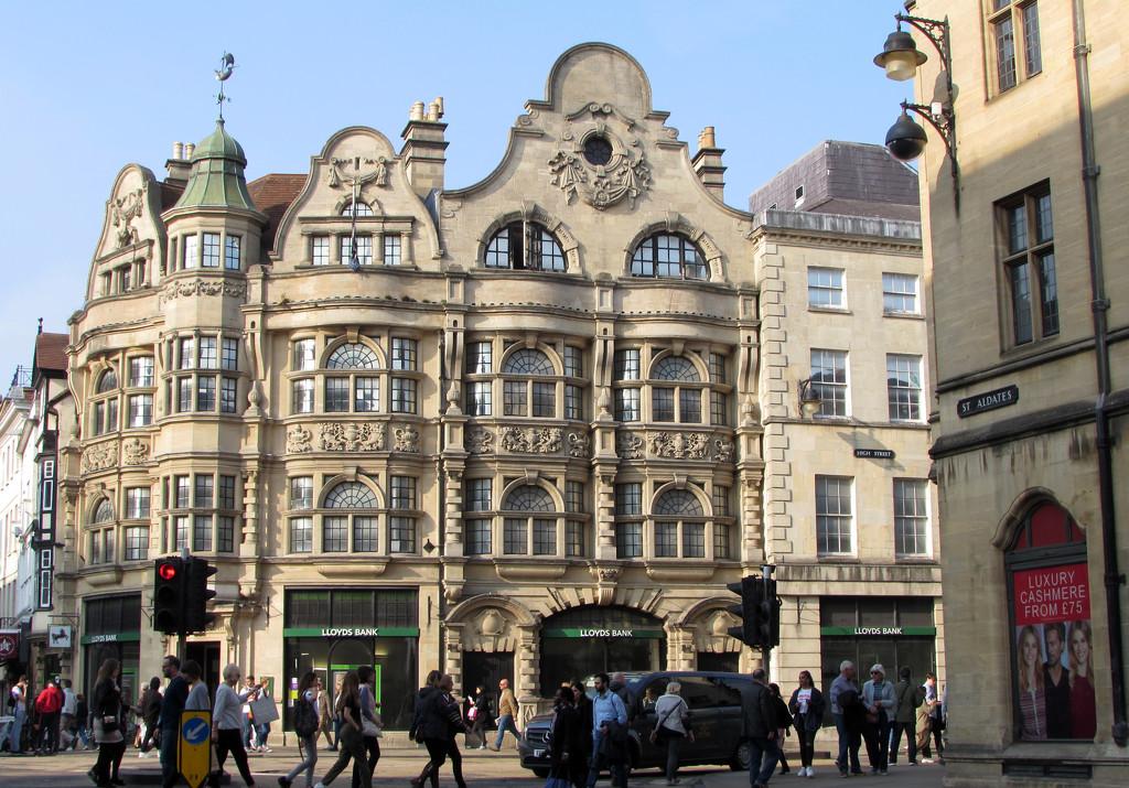 Oxford architecture by gareth