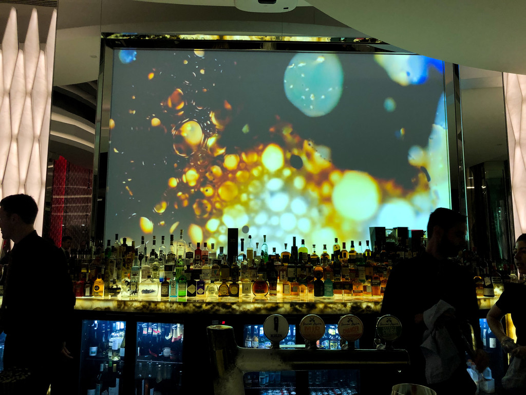 Piano bar of the Emporium hotel Brisbane by hrs