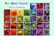 31st Mar 2019 - Rainbow March Calendar