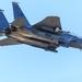 Overhead F-15