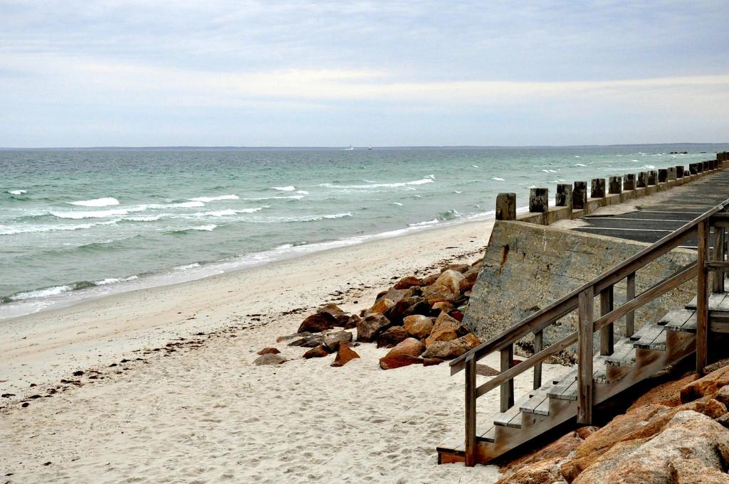 Chappy Beach by sailingmusic