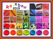 1st Apr 2019 - Rainbow Month 2019