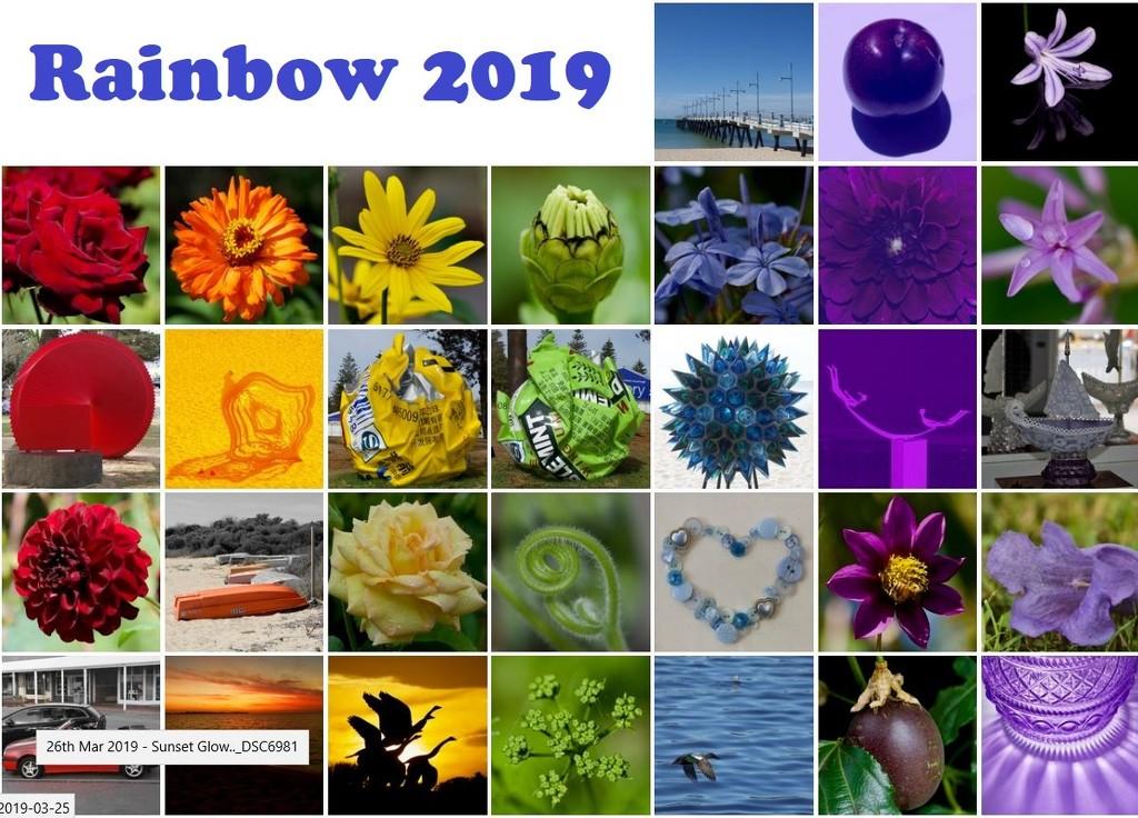 Rainbow 2019 by merrelyn