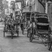 2nd Apr 2019 - Kolkata: busy street