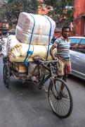 2nd Apr 2019 - Kolkata: heavy load