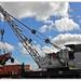 Steam Powered Crane