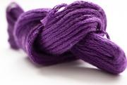 30th Mar 2019 - Purple embroidery thread