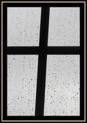 2nd Apr 2019 - Black and gray rain