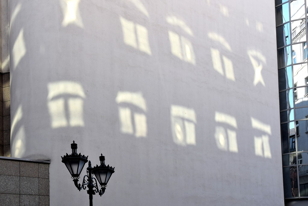 Bright windows ... :-) by kork