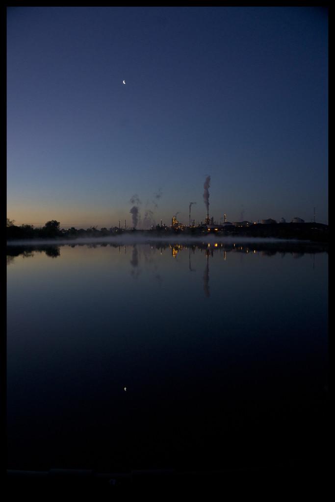 Moon over Machado by joysabin