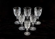 3rd Apr 2019 - 30 Shots for April - Day 3:  Crystal Glasses