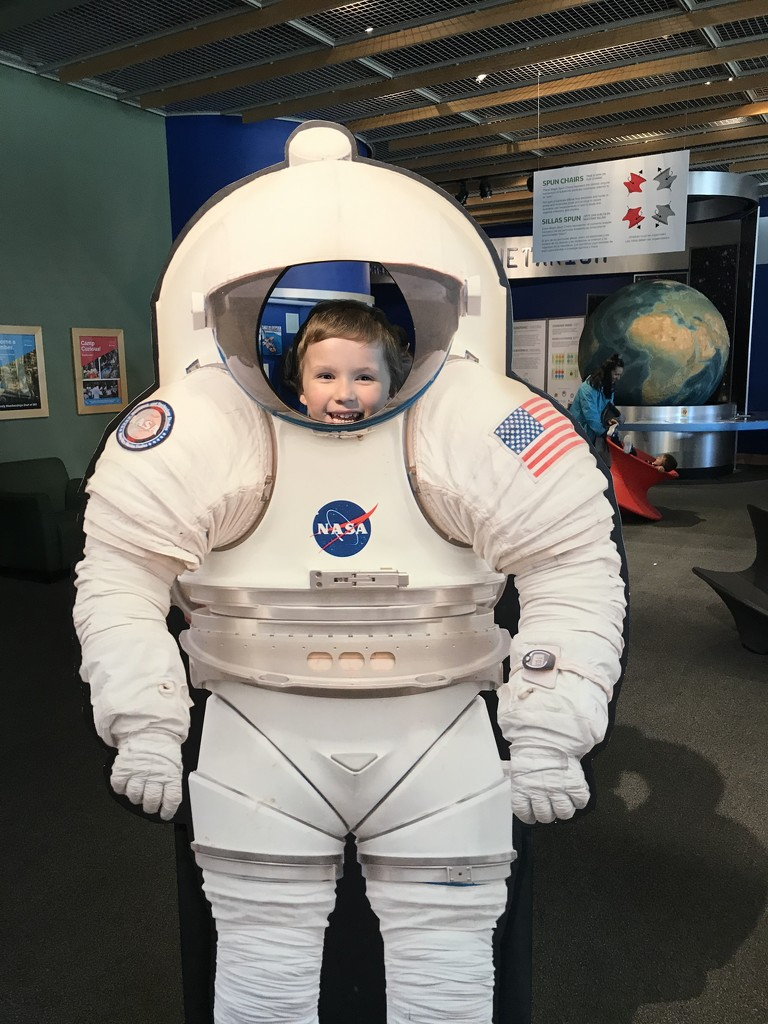 Future astronaut? by susanharvey