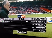 13th Feb 2010 - Only a Game?