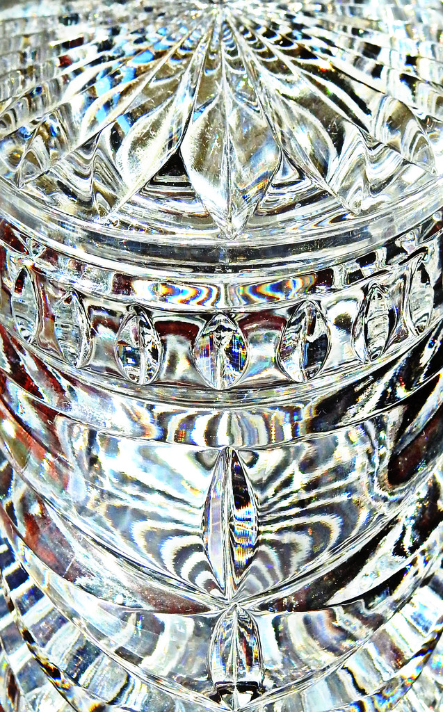 Cut Crystal by ddw