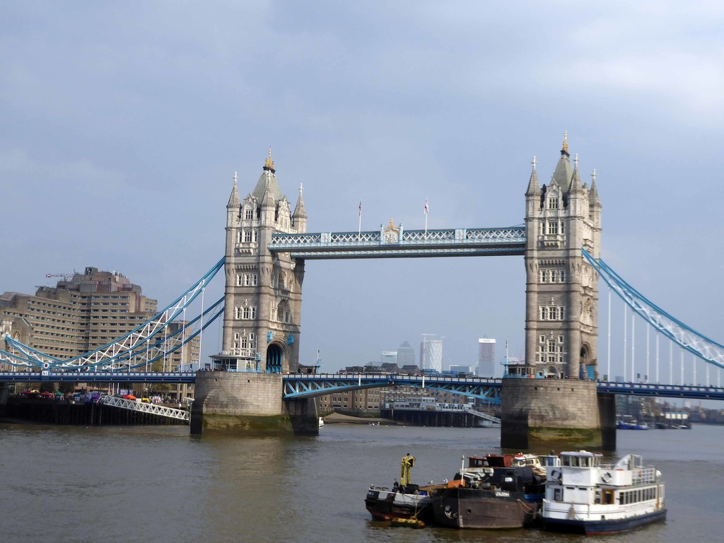 Tower Bridge by cmp