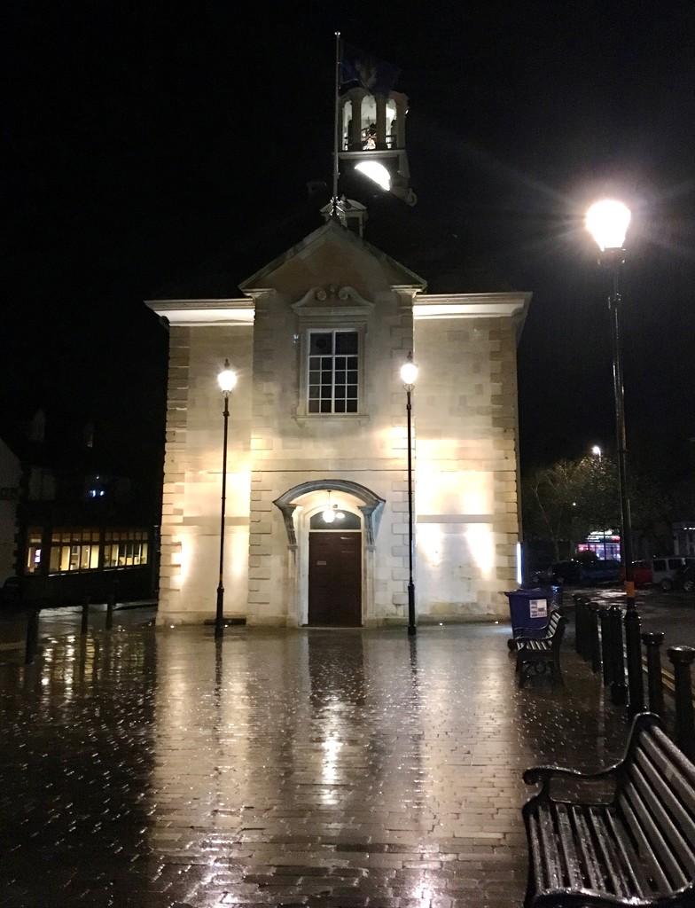 Brackley Town Hall by rosie00