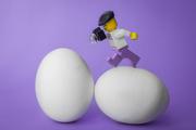 28th Mar 2019 - (Day 43) - Walking on Eggshells