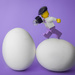 (Day 43) - Walking on Eggshells by cjphoto