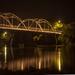 Tainui Bridge at Night