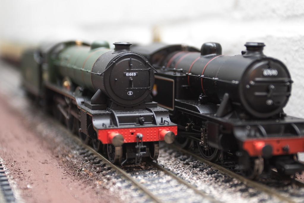Model rail 1 by peadar