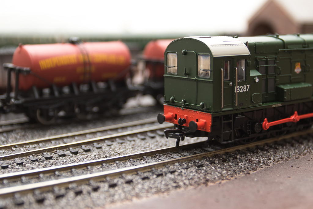 Model rail 2 by peadar